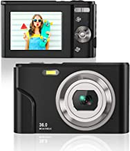 Rosdeca HD 36MP Digital Camera for Photography with 16X...