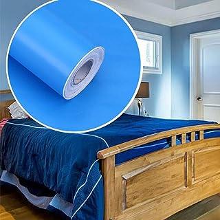 壁紙自己接着性の厚い防水PVC壁紙直接ペースト寝室の寮の家具壁の改修ペースト