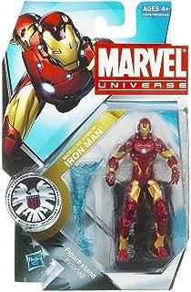 Hasbro Disney Marvel Universe Modular Armor Iron Man Action Figure -- 4'' H