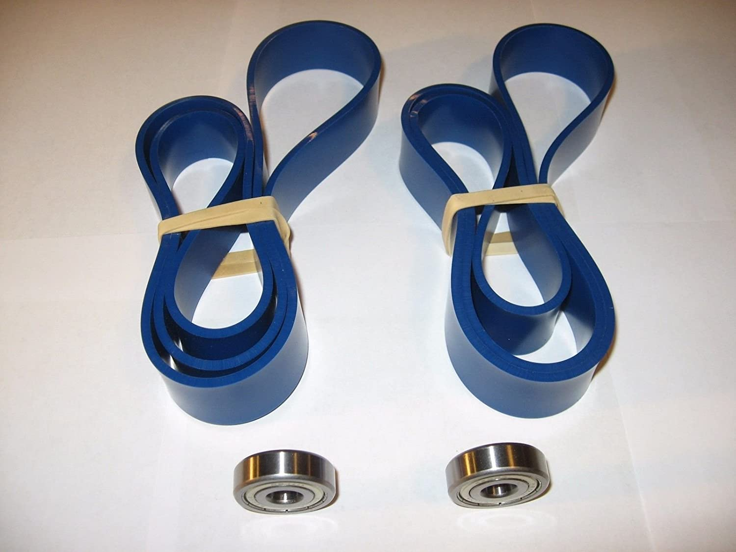 POWERMATIC PWBS-14 Blue MAX Urethane Band 2 and 100% quality warranty Thrust Saw Tires Free shipping