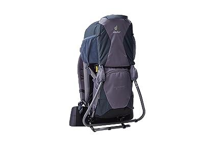 Deuter Kid Comfort 1 Child Carrier (Titan/Granite) Backpack Bags