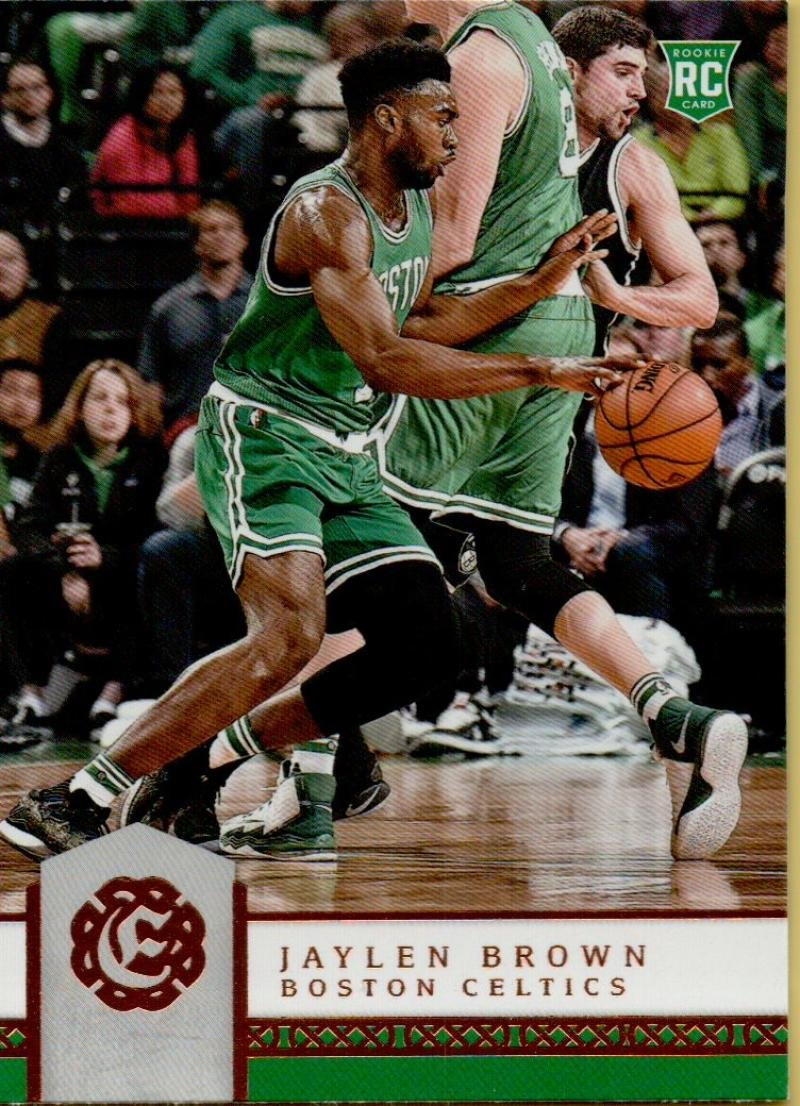 Excalibur Baloncesto NBA 2016 – 17 9 Jaylen marrón Celtics: Amazon ...
