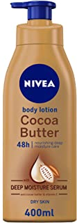 NIVEA, Body Care, Body Lotion, Cocoa Butter, Dry Skin, 400ml