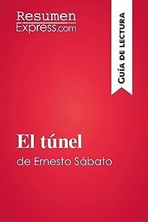 El túnel de Ernesto Sábato (Guía de lectura): Resumen y análisis completo (Spanish Edition)