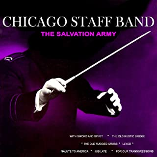 Chicago Staff Band the Salvation Army