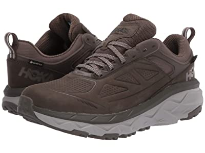 Hoka One One Challenger Low GORE-TEX(r) (Major Brown/Heather) Women