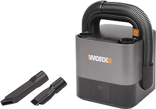 WORX WX030 18V (20V MAX) CUBEVAC Cordless Compact Vacuum Cleaner, Black
