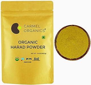 Sponsored Ad - Organic Harad/Haritaki (Terminalia chebula) Powder,1 Pound(16 Oz) - USDA Certified Organic. Non GMO & Glute...