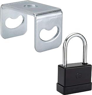 RV LP Tank Lock and Pad Lock   RV Security   Camper LP Tank Lock