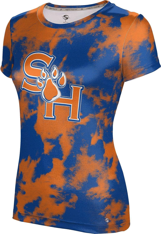 ProSphere Sam Houston State University Girls' Performance T-Shirt (Grunge)