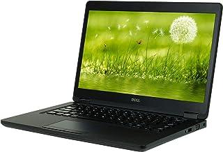 Dell Latitude 5480 14 inches Laptop, Core i5-6200U 2.3GHz, 8GB Ram, 256GB SSD, Windows 10 Pro 64bit (Renewed)