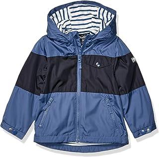 OshKosh B'Gosh Boys' Jersey-Lined Lightweight Jacket