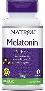Natrol Melatonin Time Release Tablets, 1mg, 90 Count