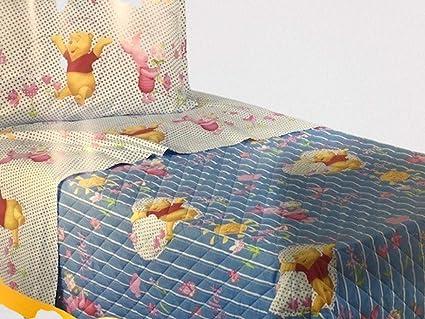 Caleffi Pooh Cuori Copriletto Trapuntato Singolo Disney 1197 Amazon It Casa E Cucina