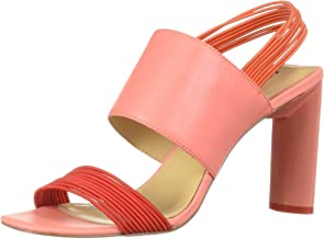 Katy Perry Women's The Corry-Mini Elast. Strch/Sm.tmbld Heeled Sandal