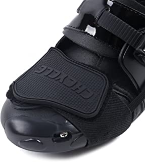 CHCYCLE Gear Shifter Accessories for Shoes Motorcycle Boots Protector (black)