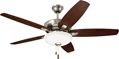 Westinghouse Lighting 7209600 Carolina 52 Inch Oil Rubbed