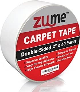 Double Sided Carpet Tape By Zume (2
