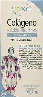 Sanon Colágeno y Ácido Hialuronico - 2 Paquetes