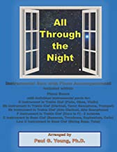 All Through the Night: Instrumental Solo with Piano Accompaniment (Instrumental Solo with Piano Accompaniment Collection)