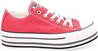 Luxury Fashion | Converse Womens 563972C083 Red Sneakers | Spring Summer 19