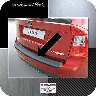 Talla : 2007-2012 OutdoorKing Car-Styling Acero Inoxidable Coche Protector de Parachoques Trasero Externo Placa de umbral para Kia Carens 2007-2016 2017 2018 2019 Accesorios