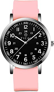 TICCI Unisex Men Women Medical Quartz Watch Arabic...