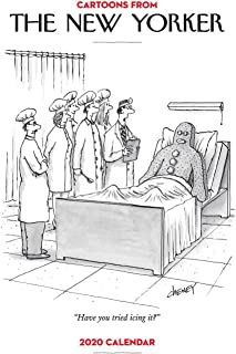 Cartoons from The New Yorker 2020 Wall Calendar