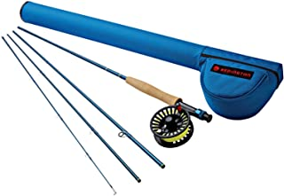 Redington 5-5025K-476-4 Crosswater Outfit with Crosswater Reel 4WT 7'6