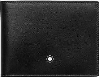 MONTBLANC Meisterstück Men's Wallet - Black, 12 cm, 118292