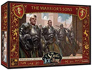 A Song of Ice & Fire: Lannister Warrior's Sons