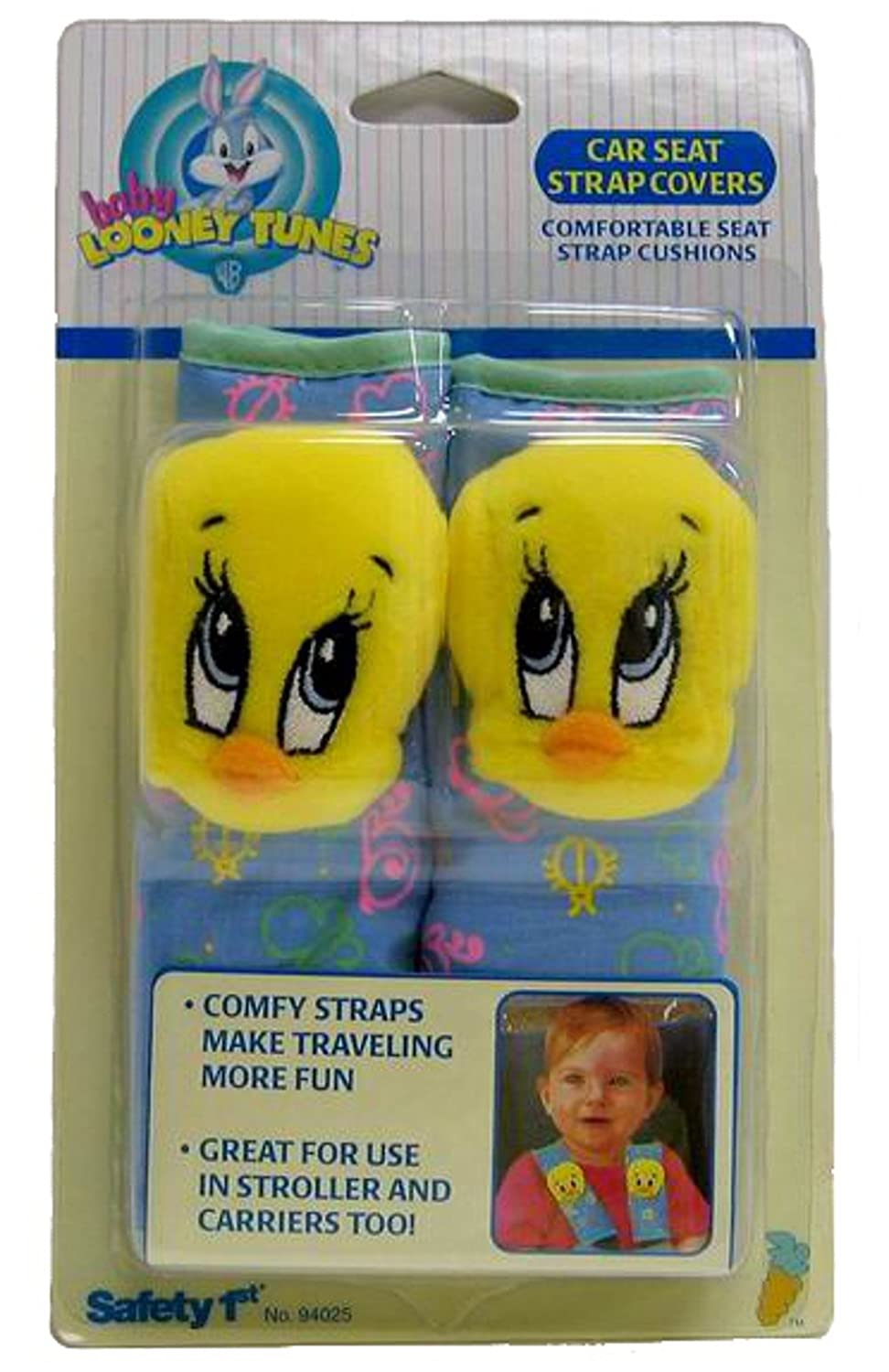 Tweety Car Seat Strap Covers
