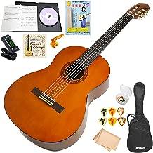 クラシックギター 初心者セット ヤマハ アコギ YAMAHA CS40J (ギター 初心者 入門 セット 10点) ミニギター