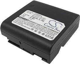 Replacement for Sharp BT-H22U VL-AH151 VL-AH151S VL-E630 VL-E630S VL-AH150U VL-E610 VL-E610S VL-E650U VL-8 VL-8888 VL-A10 VL-A10E VL-A10H VL-A10S Battery