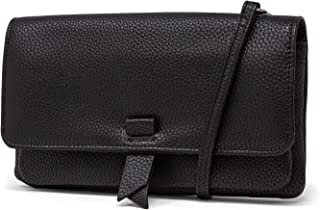 Kasandra RFID Crossbody Wallets For Women Travel Purse Wallet On A String Vegan Leather