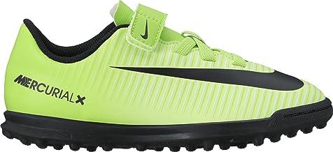 Nike Jr Mercurialx Vortex 3 (V) TF, Botas de fútbol para Niños
