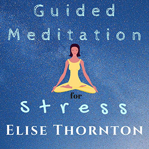 Guided Meditation for Stress audiobook cover art