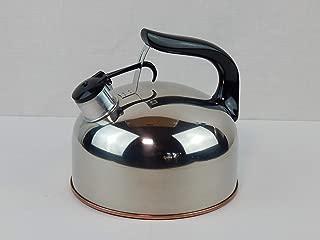 Revere 6-Cup Whistling Teakettle by Revere