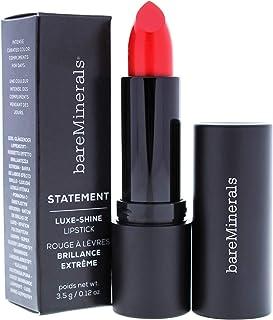 bareMinerals Statement Luxe-Shine Lipstick - Flash, 3.5 g