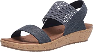 Skechers Women's Ankle Strap Wedge Sandal