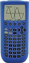 Guerrilla Guerrilla Silicone Case for Texas Instruments TI-89 Titanium Graphing Calculator, Blue