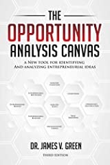 The Opportunity Analysis Canvas Kindle Edition