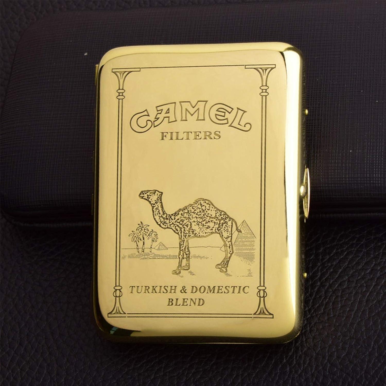 Metal Cheap Japan Maker New super special price Cigarette Case Hold 16 Copper Cig Camel Vintage
