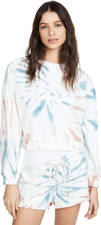 Z SUPPLY Women's Tie Dye Pullover