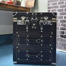 TY Drawer Locker-Nightstand Coffee Table Sofa Side Tables Coffee Tables Side Cabinet Side Table Modern Bedroom Table Furni...