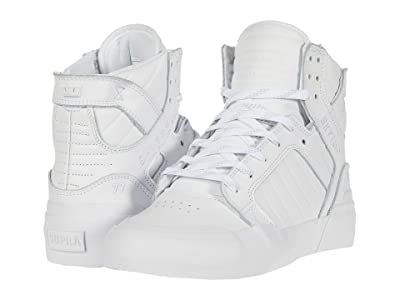 Supra Skytop 77 (White/White) Men