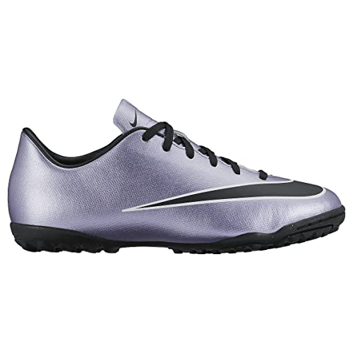 Nike Youth Mercurial Victory V Turf Shoes  Urban Lilac Bright Mango Black  e2430770d5