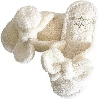 [ルリジューズ] タオル ふわふわ ルーム シューズ お風呂 上り スリッパ 室内 履き レディース