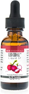 Leucidal Liquid SF | Natural Preservative for DIY serums, creams and lotions | Excellent for homemade hyaluronic acid and vitamin C serums