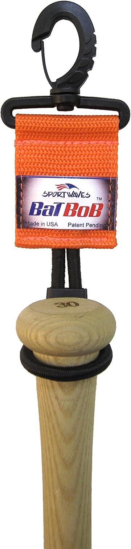 BatBob Baseball Bat Holder Max 88% OFF Attention brand Softbal Dugout Organizer for